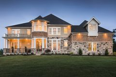 Dream Home Royalty Free Stock Image