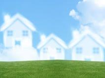 Dream of homeownership Royalty Free Stock Photo