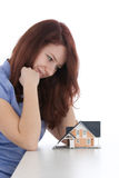 Dream about house stock image