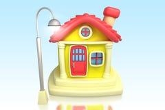 Dream House Royalty Free Stock Photo