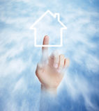 Dream House Royalty Free Stock Photo