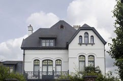 Dream house Royalty Free Stock Photos