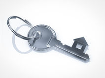 Dream house key Stock Photos