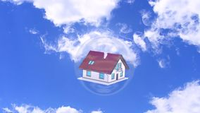Dream House property bubble sky real estate