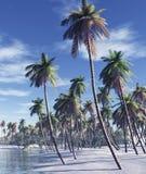 Dream island Stock Photos