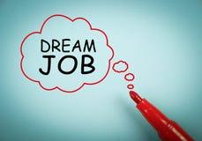 Free Dream Job Royalty Free Stock Photography - 53977447