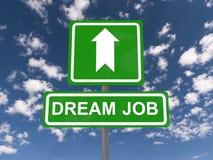 Dream job ahead Stock Photos