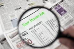 Dream job Stock Images