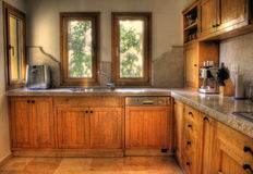 Dream Kitchen Royalty Free Stock Images