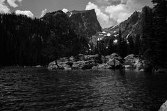 Dream Lake Royalty Free Stock Photo
