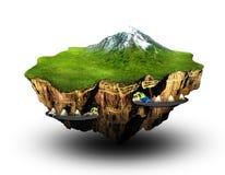 Dream land Stock Image