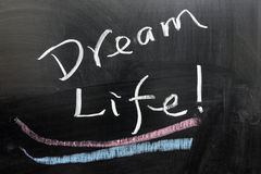 Dream life Stock Image