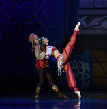"Dream lover- ballet ""One Thousand and One Nights"" Royalty Free Stock Image"