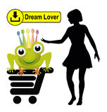 Dream Lover for Download Royalty Free Stock Photo