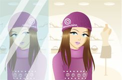 DREAM MAKEOVER AT DREAMSTIME Stock Photo