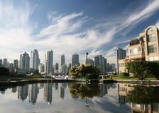 dream nowoczesnego miasta Zdjęcie Royalty Free