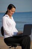 Dream office Stock Image