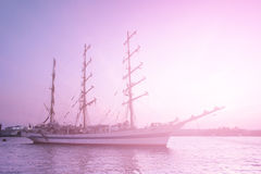 Dream sailing ship Royalty Free Stock Photography