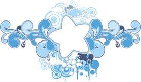 Dream star frame Stock Photo