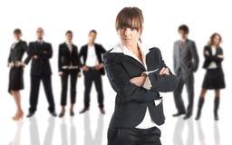 dream team Fotografia Stock