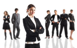 Dream Team royalty free stock photography