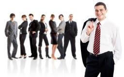 Dream Team Stock Image