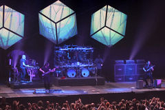 Dream Theater live Royalty Free Stock Photography