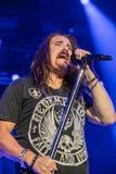 Dream Theater in Prague, 2015 Stock Images