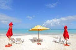 Dream tropical beach Royalty Free Stock Image