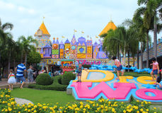 Dream World. Bangkok, Thailand. Dream World - famous amusement park near Bangkok, Thailand Stock Photography