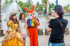 Dream World, Thailand Royalty Free Stock Photography