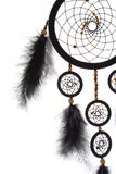 Dreamcatcher. Isolated on white background Royalty Free Stock Image