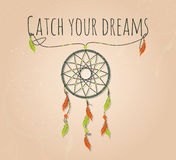 Dreamcatcher Photographie stock libre de droits