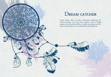 Dreamcatcher Royalty-vrije Stock Afbeelding