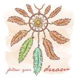 Dreamcatcher Royalty-vrije Stock Fotografie