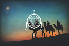 Dreamcatcher Artwork Culture Traditional Indian Concept Royalty Free Stock Photos