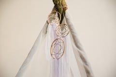 Dreamcatcher de cores naturais Imagens de Stock Royalty Free