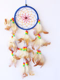 Dreamcatcher isolated in white Stock Images