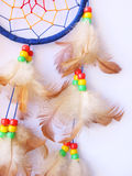 Dreamcatcher isolated in white Royalty Free Stock Photos