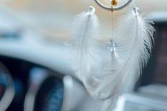 Dreamcatcher, talismán foto de archivo libre de regalías