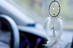 Dreamcatcher, talisman. Royalty Free Stock Photo