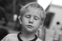 Dreamer. Royalty Free Stock Photography