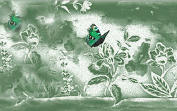 Dreamfield Royalty-vrije Stock Afbeeldingen
