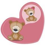 Dreaming bear Stock Photos