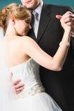 Dreaming bride Royalty Free Stock Photo