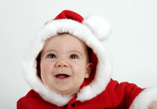Dreaming of Christmas Stock Images