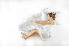 Dreaming concept Stock Image