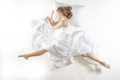 Dreaming concept Royalty Free Stock Image