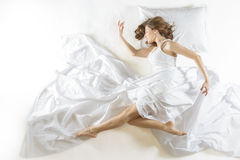 Dreaming concept Stock Photography