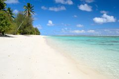 Dreaming Cook Islands Royalty Free Stock Photo